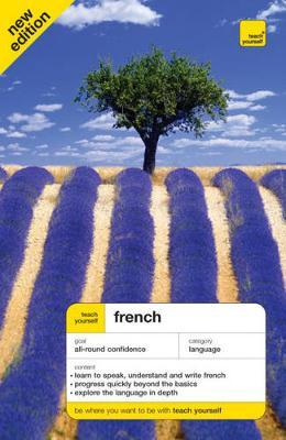 Teach Yourself French Book 5th Edition by Gaelle Graham image