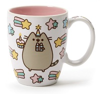 Pusheen: Character Mug - Celebrate (355ml)