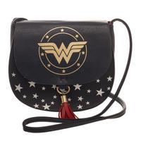 DC Comics: Wonder Woman - Saddlebag with Tassel