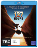 127 Hours on Blu-ray