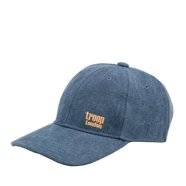 Troop London: Arizona Peaked Cap - Blue