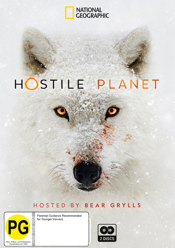 Hostile Planet on DVD