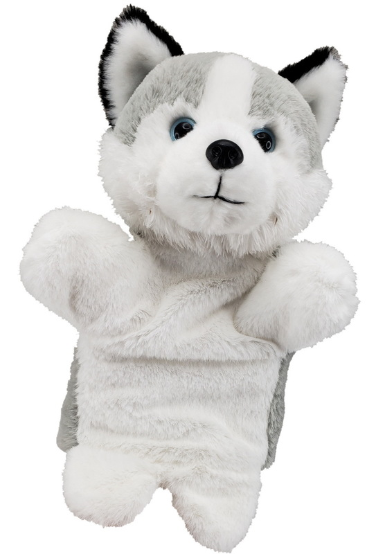 Antics: Husky - Hand Puppet