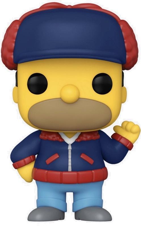 The Simpsons: Mr Plow - Pop! Vinyl Figure
