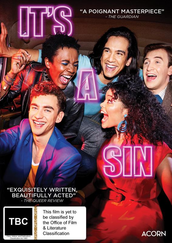 It's A Sin on DVD
