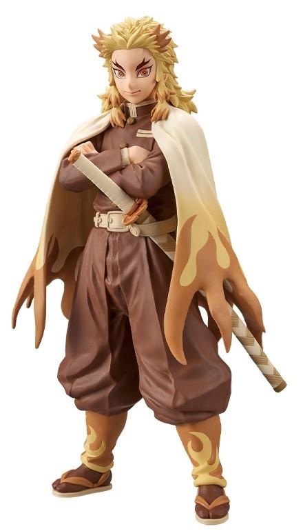 Demon Slayer: Kyojuro Rengoku - PVC Figure