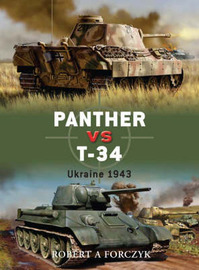 Panther vs T-34 by Robert Forczyk image