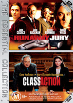 Runaway Jury / Class Action (Double Pack) on DVD