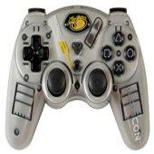 MicroCON Hand Controller - Silver for PlayStation 2