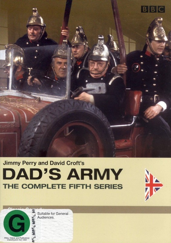 Dad's Army - The Complete 5th Series (2 Disc Set) on DVD