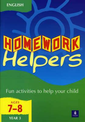 Longman Homework Handbooks: English 3, Key Stage 2 by Alan Gardiner