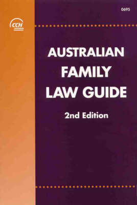 an analysis of the family law act 1975 in australia Property and financial matters upon the breakdown of de facto relationships rachel carson reforms introduced in 2009 to the family law act 1975 (cth) have meant that.