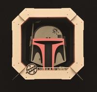 Star Wars: Paper Theater - Mask Type Boba Fett