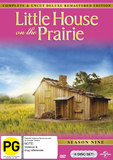 Little House On The Prairie - Season 9 (Digitally Remastered Edition) on DVD