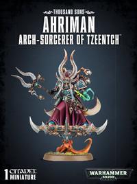 Warhammer 40,000 Ahriman, Arch-Sorcerer of Tzeentch