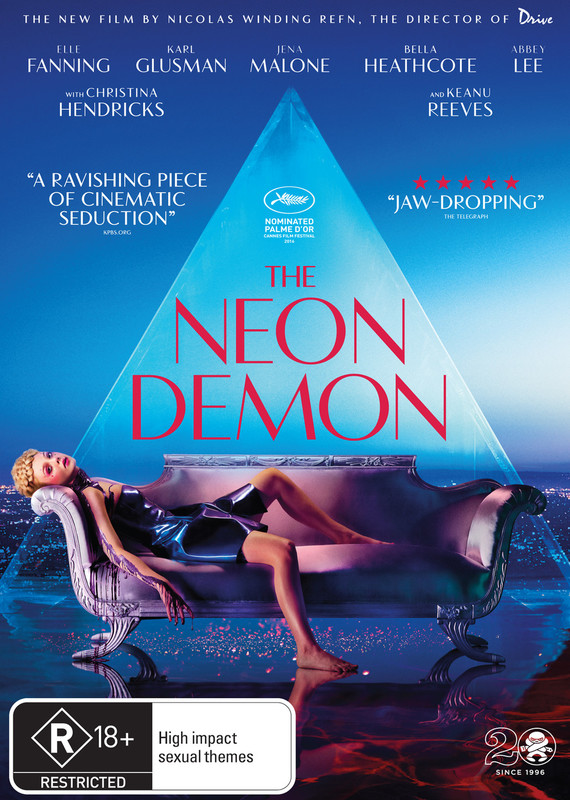 The Neon Demon on DVD