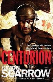 Centurion (Eagle #8) by Simon Scarrow