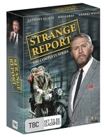 Strange Report - The Complete Series (5 Disc Box Set) on DVD
