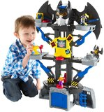 Fisher-Price: Imaginext DC Super Friends Transforming Batcave