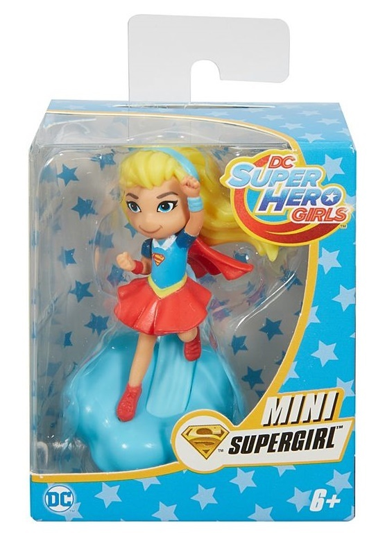 DC Super Hero Girls: Supergirl Mini Vinyl image