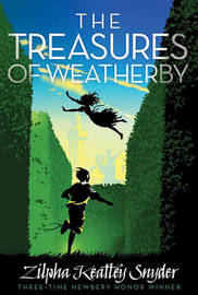 The Treasures of Weatherby by Zilpha Keatley Snyder image