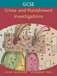 Crime and Punishment Investigations by Tim Lomas image