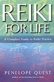 Reiki for Life by Penelope Quest image