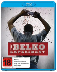 The Belko Experiment on Blu-ray