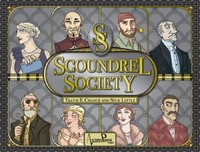 Scoundrel Society - Card Game