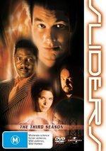 Sliders - Season 3 (6 Disc Set) on DVD
