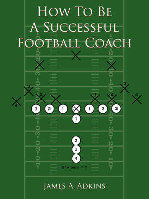 How to Be a Successful Football Coach by James A. Adkins image