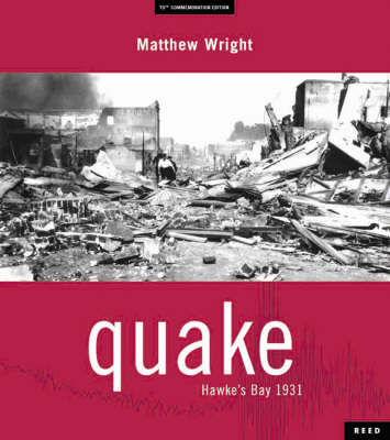 Quake: Hawke's Bay 1931 by M. Wright image