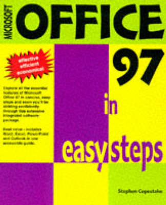 Office 97 in Easy Steps by Stephen Copestake image