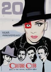 Culture Club - Live At Royal Albert Hall on DVD