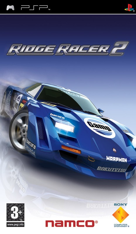 Ridge Racer 2 for PSP