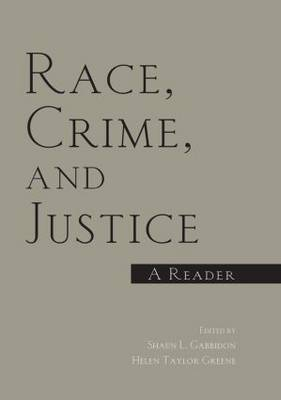 Race, Crime, and Justice image