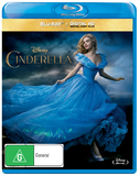 Cinderella (2015) on Blu-ray