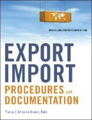 Export/Import Procedures and Documentation by Thomas E Johnson