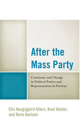 After the Mass Party by Elin Haugsgjerd Allern