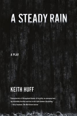 A Steady Rain by Keith Huff image
