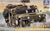 Italeri: 1:35 M998 Desert Patrol - Model Kit
