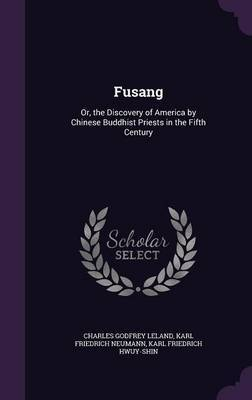Fusang by Charles Godfrey Leland image