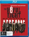 The Hateful Eight on Blu-ray