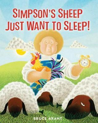 Simpson's Sheep Just Want to Sleep! by Bruce Arant