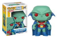 Justice League (Animated) - Martian Manhunter Pop! Vinyl Figure image