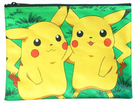 Pokemon Flat Pouch - Pikachu