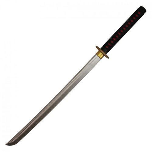 Black Handle Katana - 38