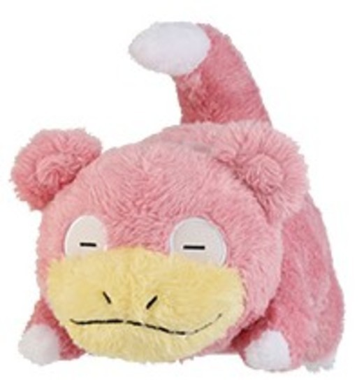 Pokemon Sun & Moon: Slowpoke - Plush