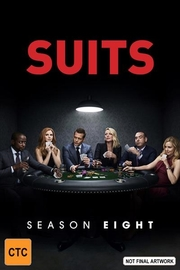 Suits - Season 8: Part 2 on DVD