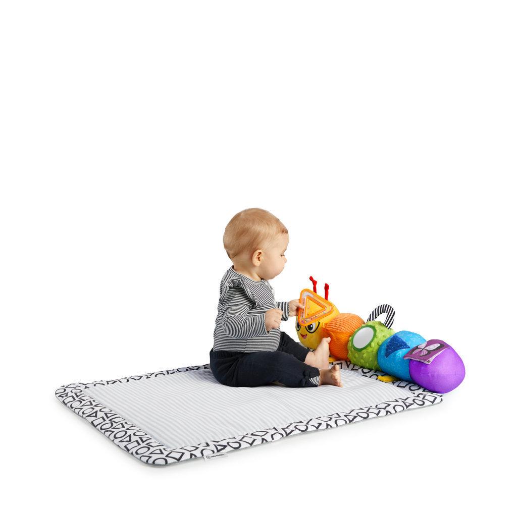 Baby Einstein: 3-in-1 Travel-Pillar Tummy Play Mat image